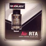 ビルド式の極小タンク【Air RTA】